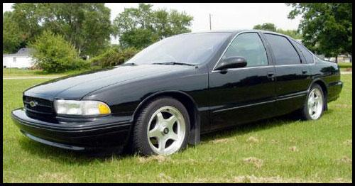 Moh 1990 Chevrolet Impala Specs Photos Modification Info