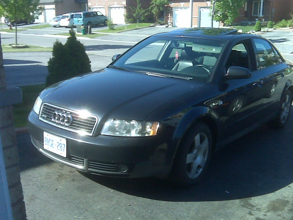 Another whitete 2002 Audi A4 post... - 14522441