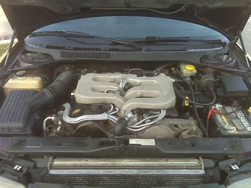 Another whitete 1996 Chrysler Concorde post... - 14522666