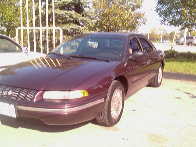 Another whitete 1996 Chrysler Concorde post... - 14522669