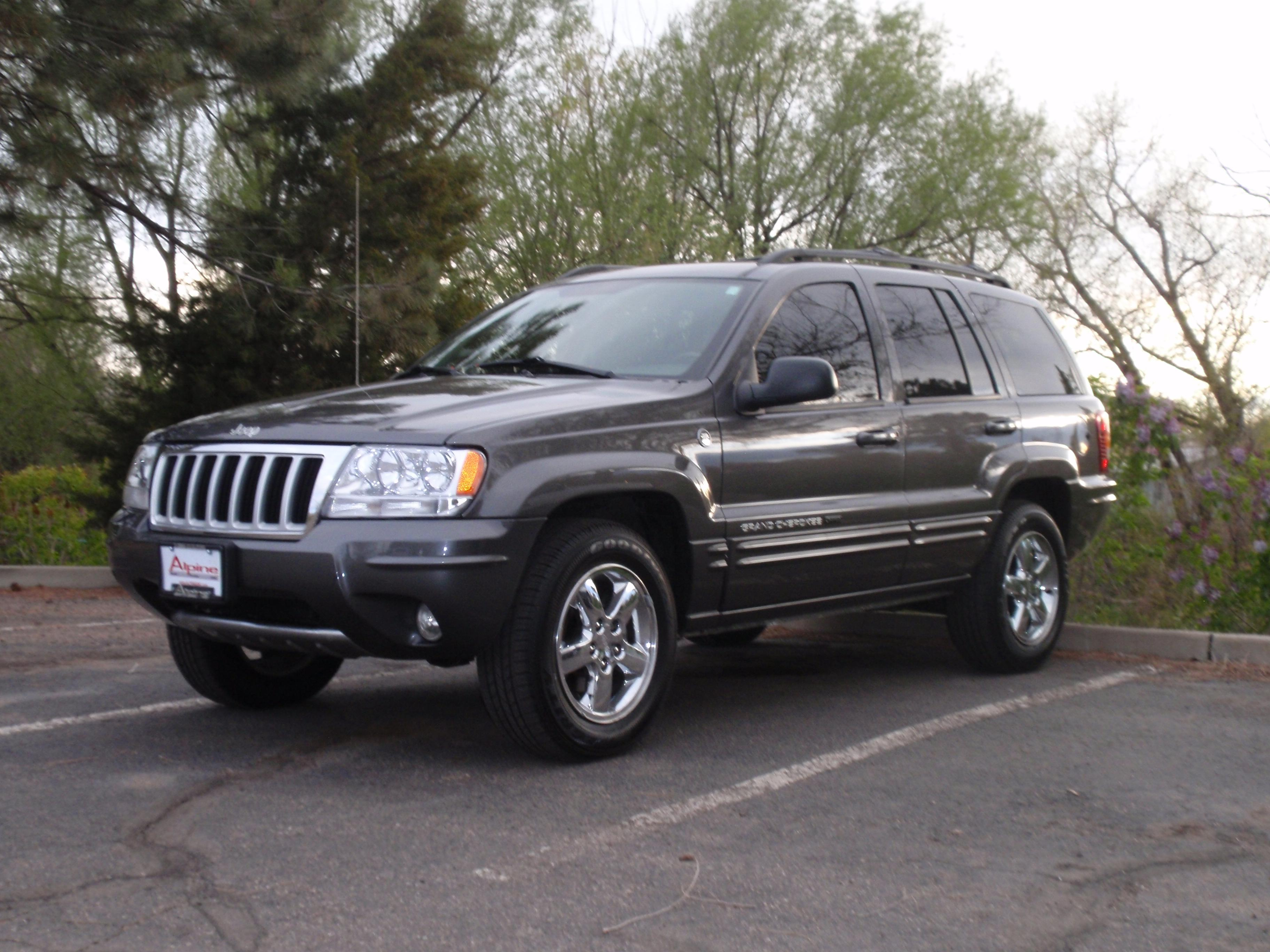 JackT's 2004 Jeep Grand Cherokee