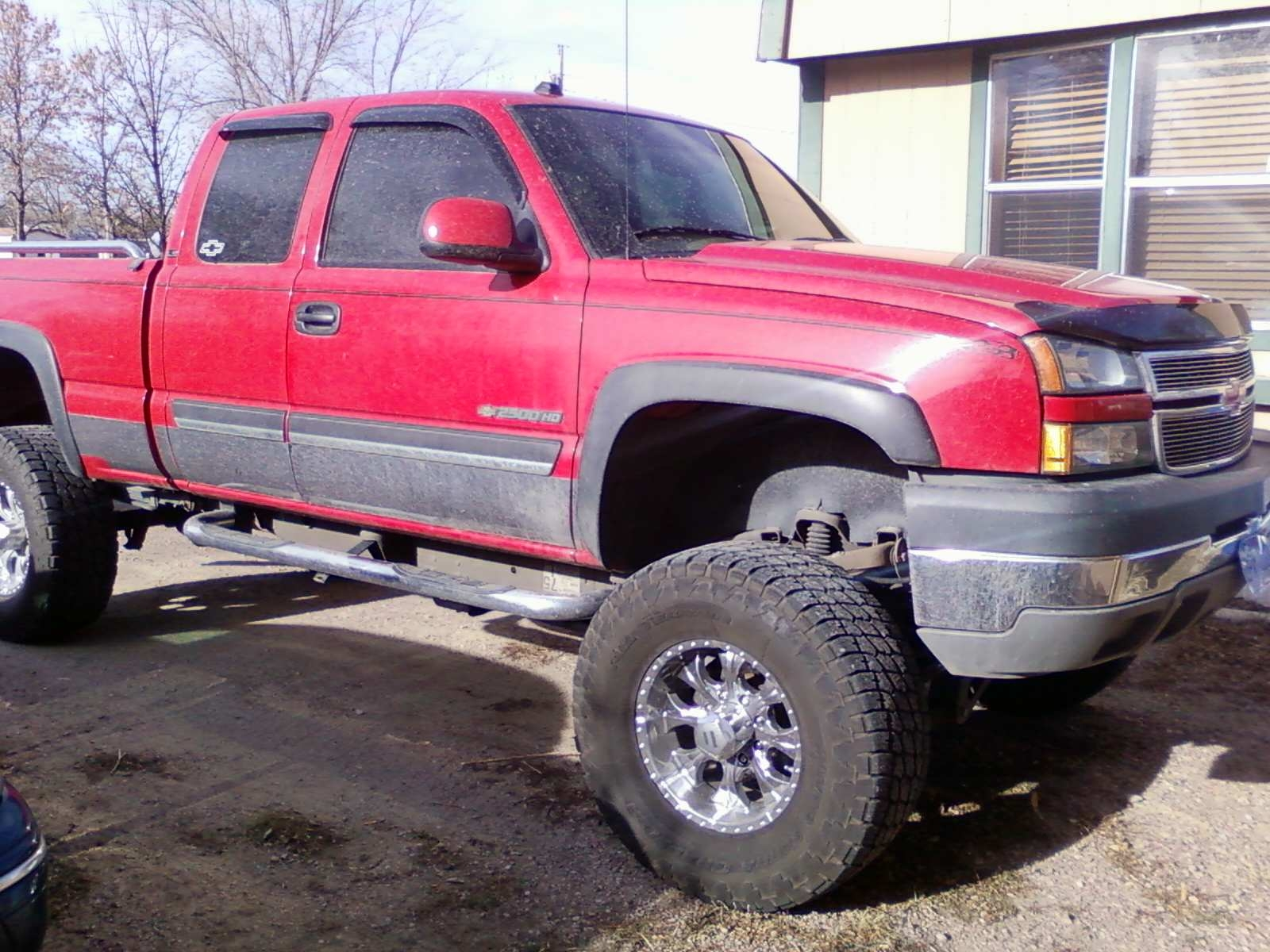 mcallister2500hd 2005 chevrolet silverado 2500 hd extended cab specs photos modification info. Black Bedroom Furniture Sets. Home Design Ideas