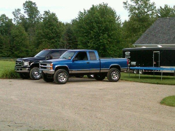 Another Rado12312 1997 Chevrolet 1500 Extended Cab post... - 14524584