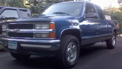 Another Rado12312 1997 Chevrolet 1500 Extended Cab post... - 14524585