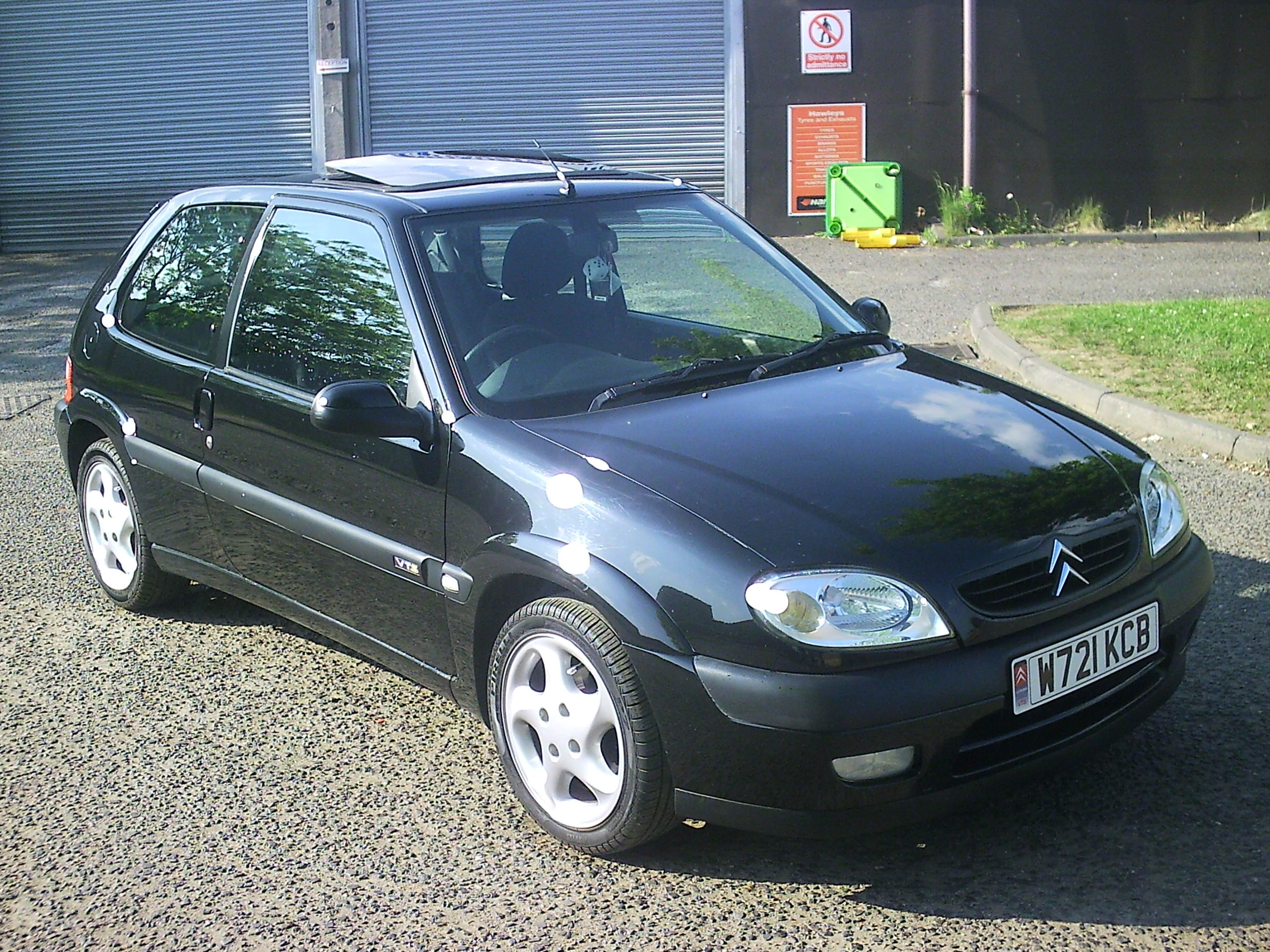 Another m3evolution 2000 Citroen Saxo post... - 14524656