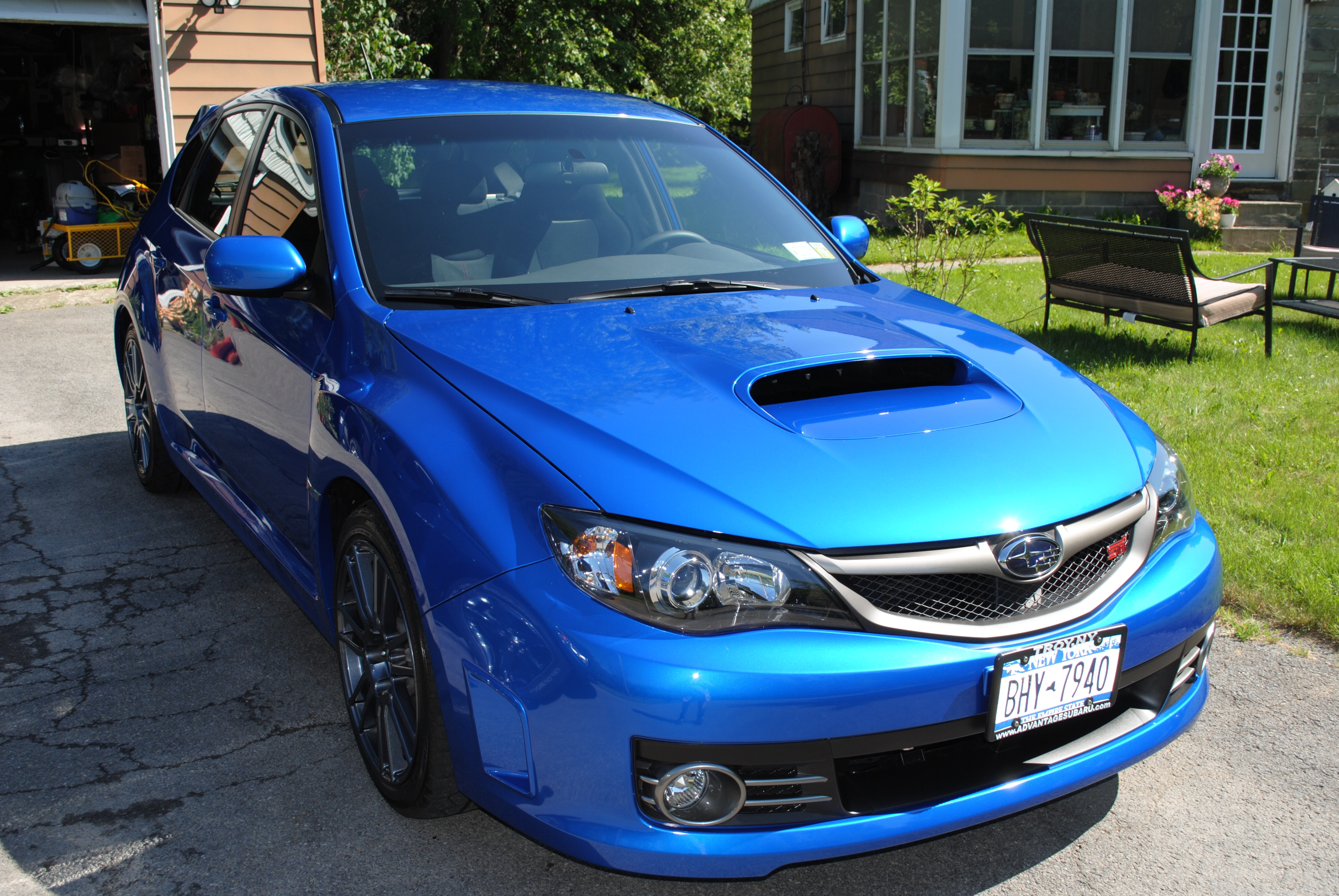 Another Psycareyo 2010 Subaru Impreza post... - 14523801