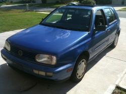 lovenpains 1996 Volkswagen Golf