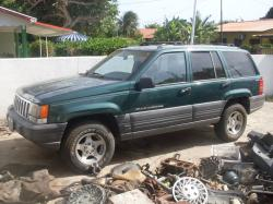 DeDe23s 1996 Jeep Grand Cherokee