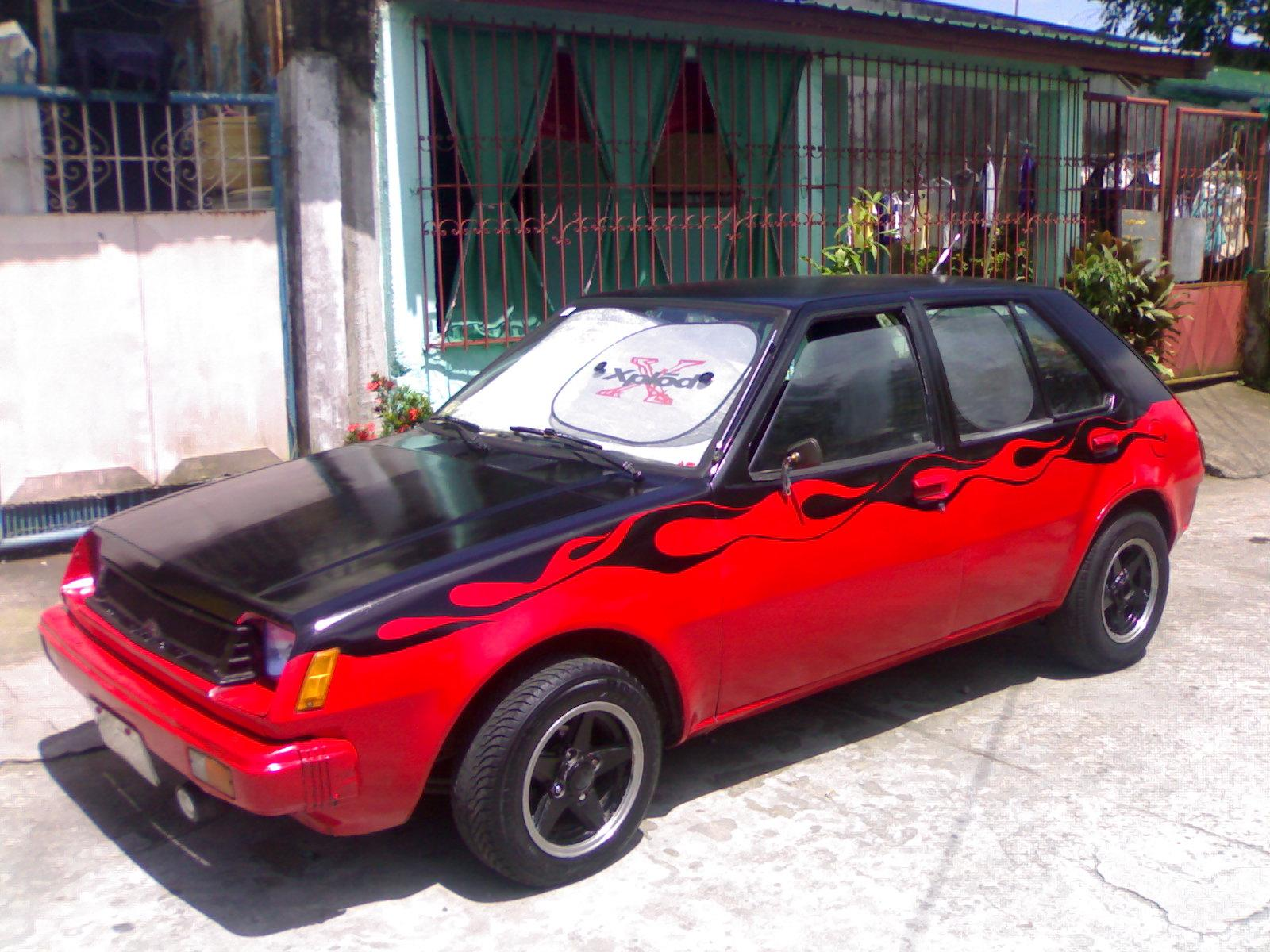 Another gabsride 1981 Mitsubishi Colt post... - 14527204