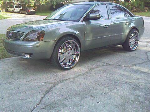 fwrighttes 2007 Ford Five Hundred 14527256