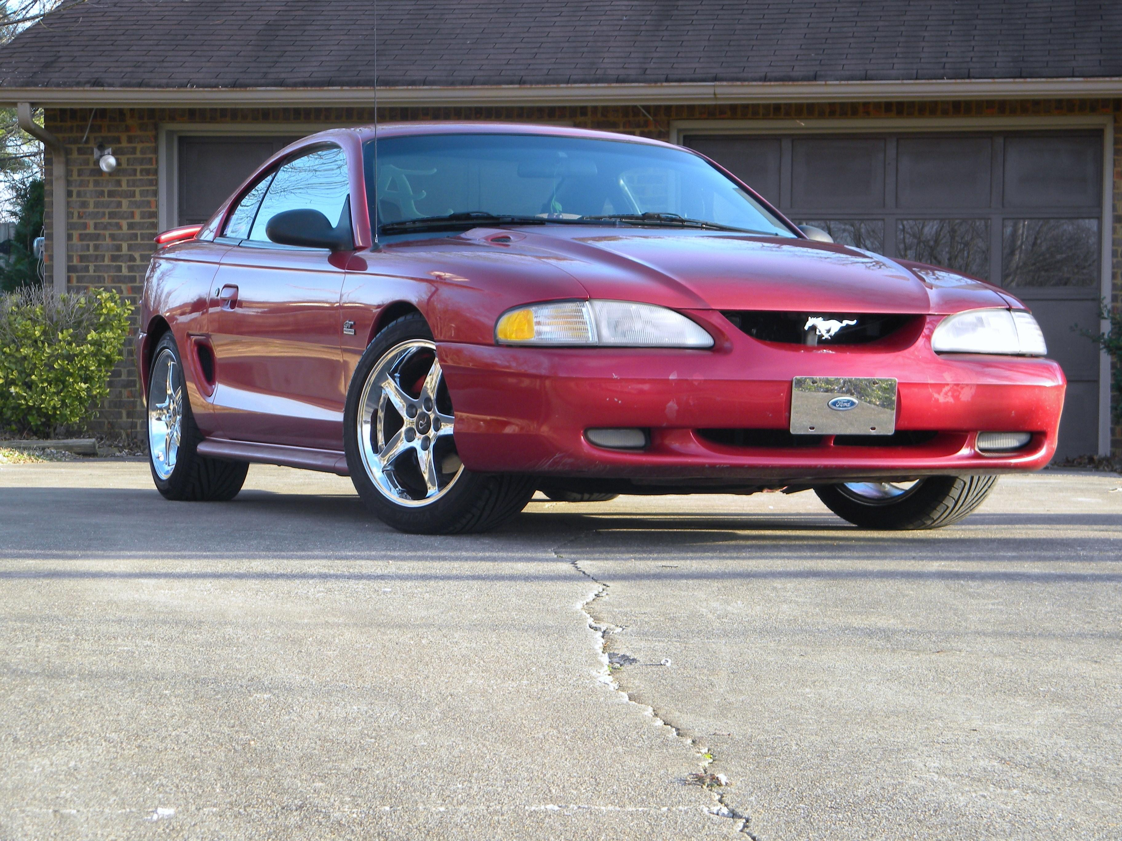 jordandms07 1994 ford mustanggt coupe 2d specs photos. Black Bedroom Furniture Sets. Home Design Ideas