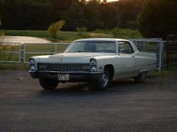 robwillmapless 1967 Cadillac DeVille