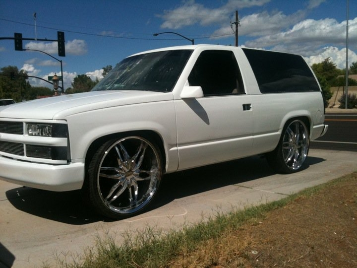 2 Door Tahoe Craigslist >> Tahoe On 28s For Sale.html | Autos Post
