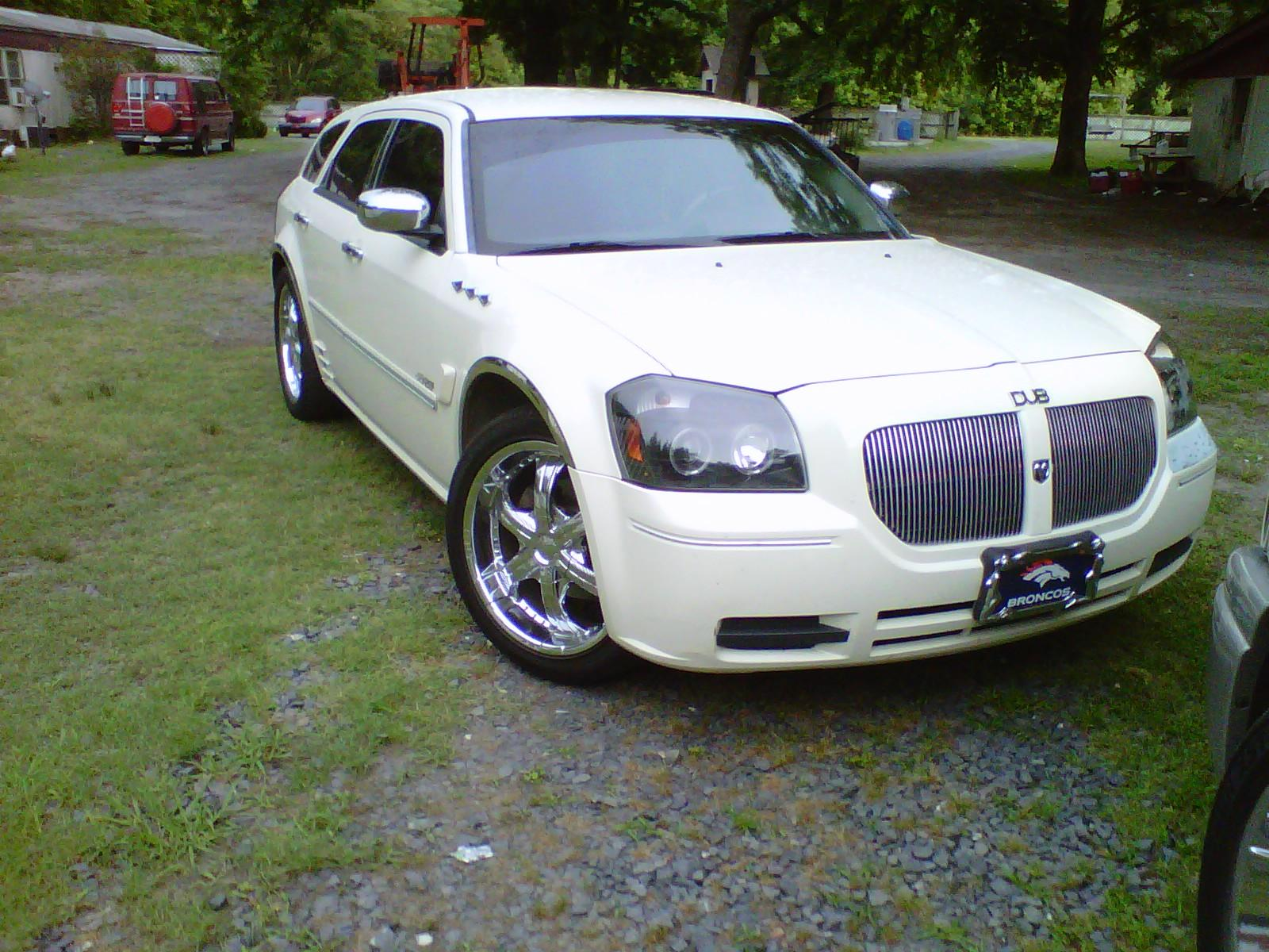 Another benpearsonsr 2006 Dodge Magnum post... - 14526251