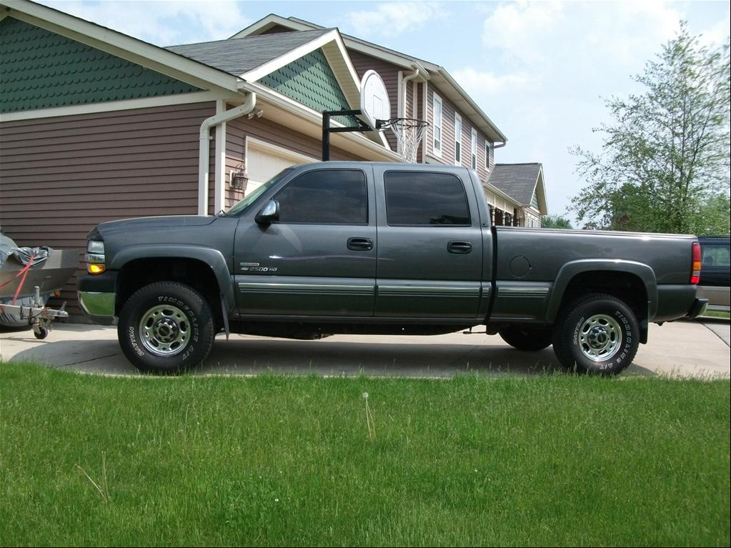 deadbabies69 39 s 2001 chevrolet silverado 2500 hd crew cab in dousman. Cars Review. Best American Auto & Cars Review