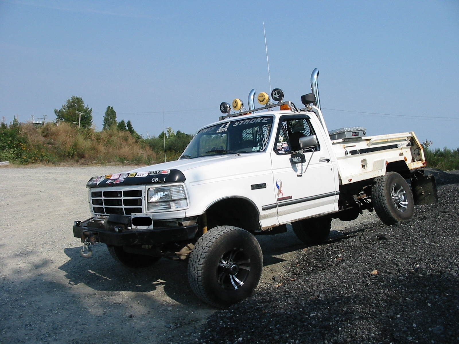 Thedieselrebel 1997 Ford F350 Regular Cab S Photo Gallery At Cardomain