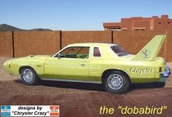 Chrysler_Crazy 1977 Chrysler Cordoba