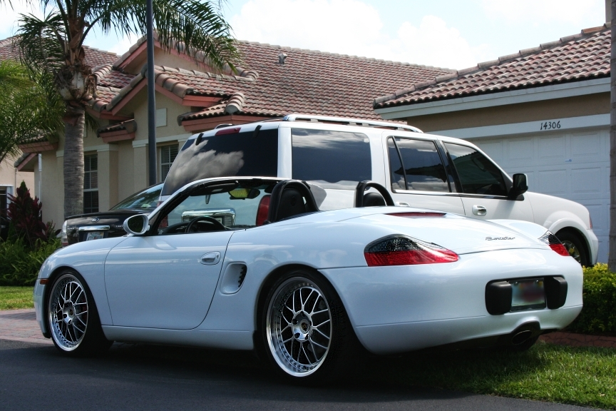 Hbueno 1999 Porsche Boxster Specs Photos Modification