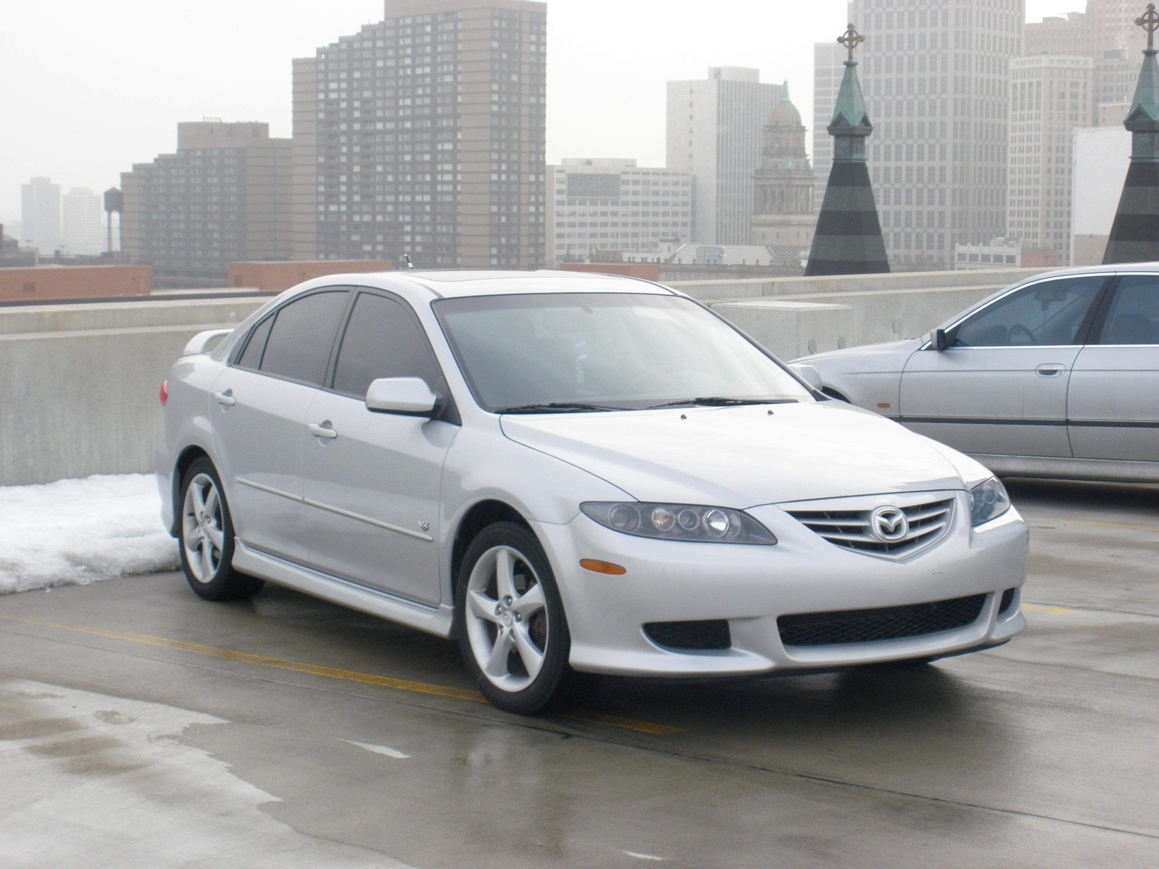 xanderm6s 39 s 2004 mazda mazda6 in warren mi. Black Bedroom Furniture Sets. Home Design Ideas