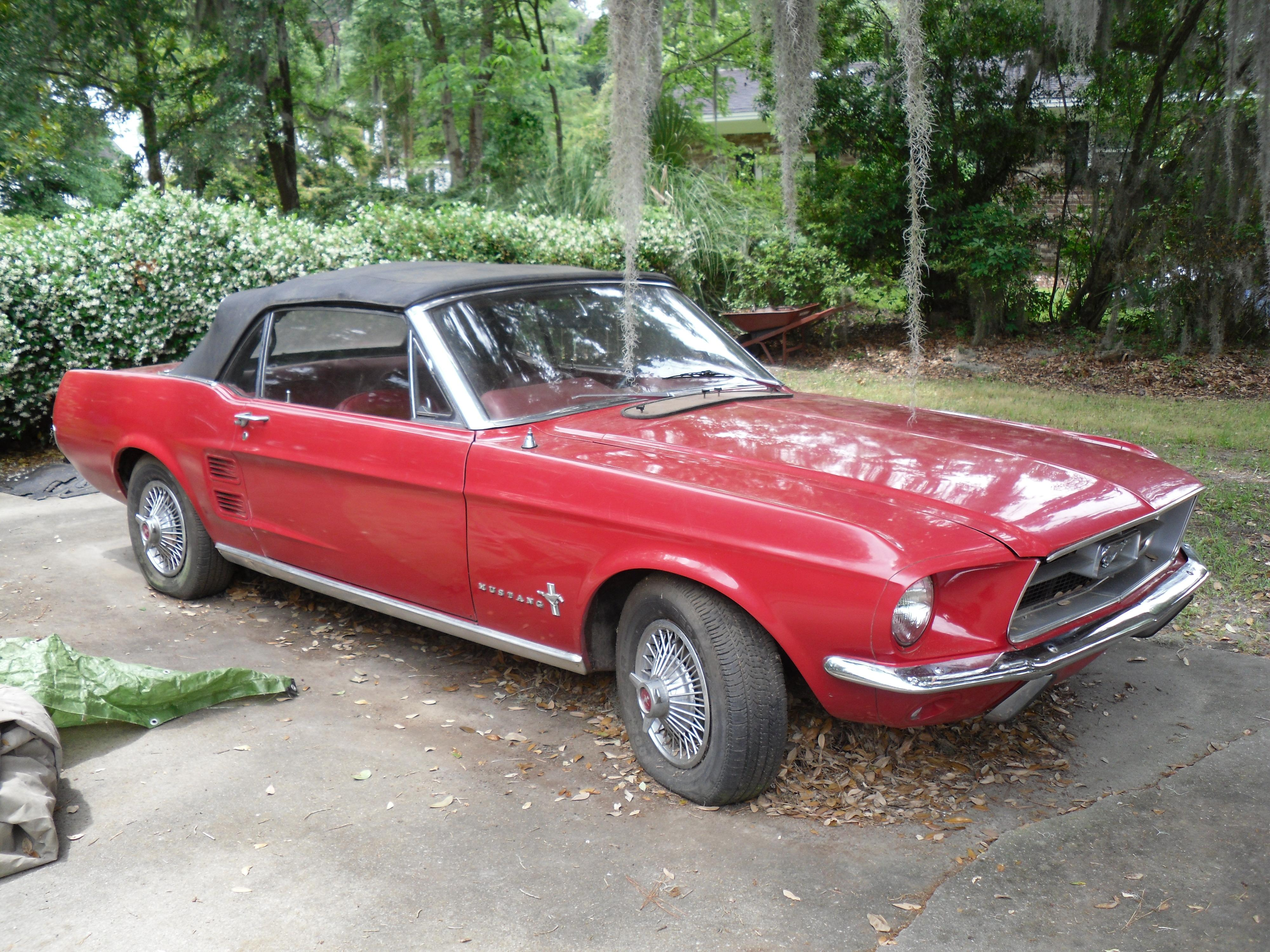 Another hunt421 1967 Ford Mustang post... - 11203136
