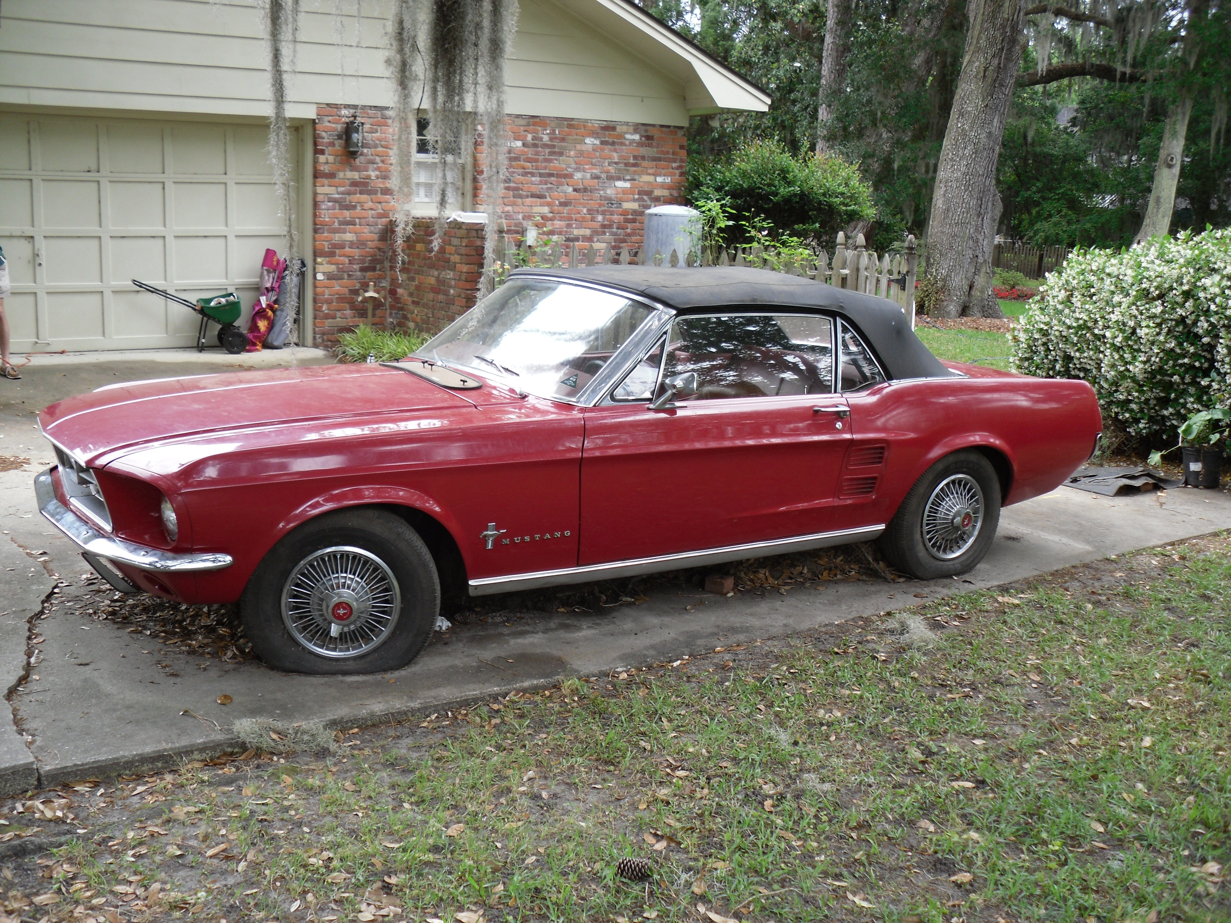 Another hunt421 1967 Ford Mustang post... - 11203180