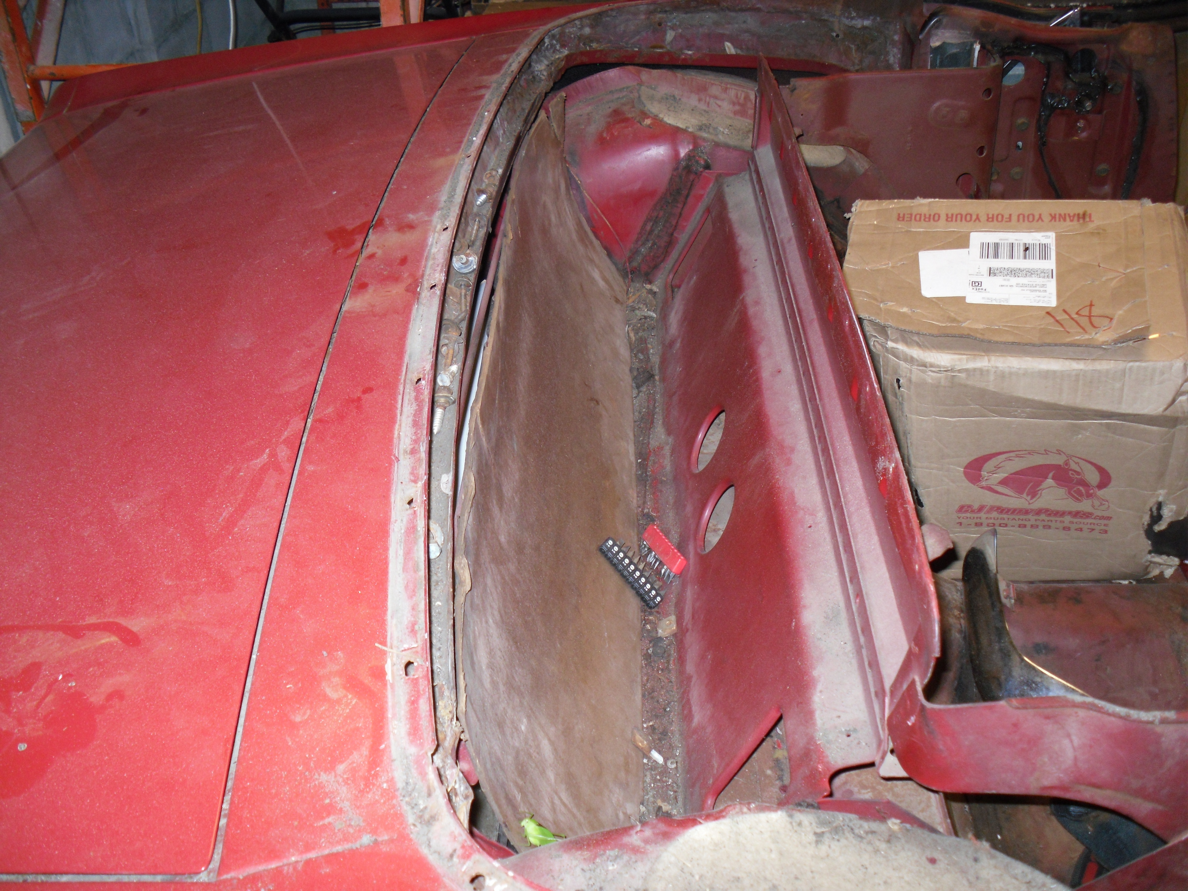 Another hunt421 1967 Ford Mustang post... - 11209781