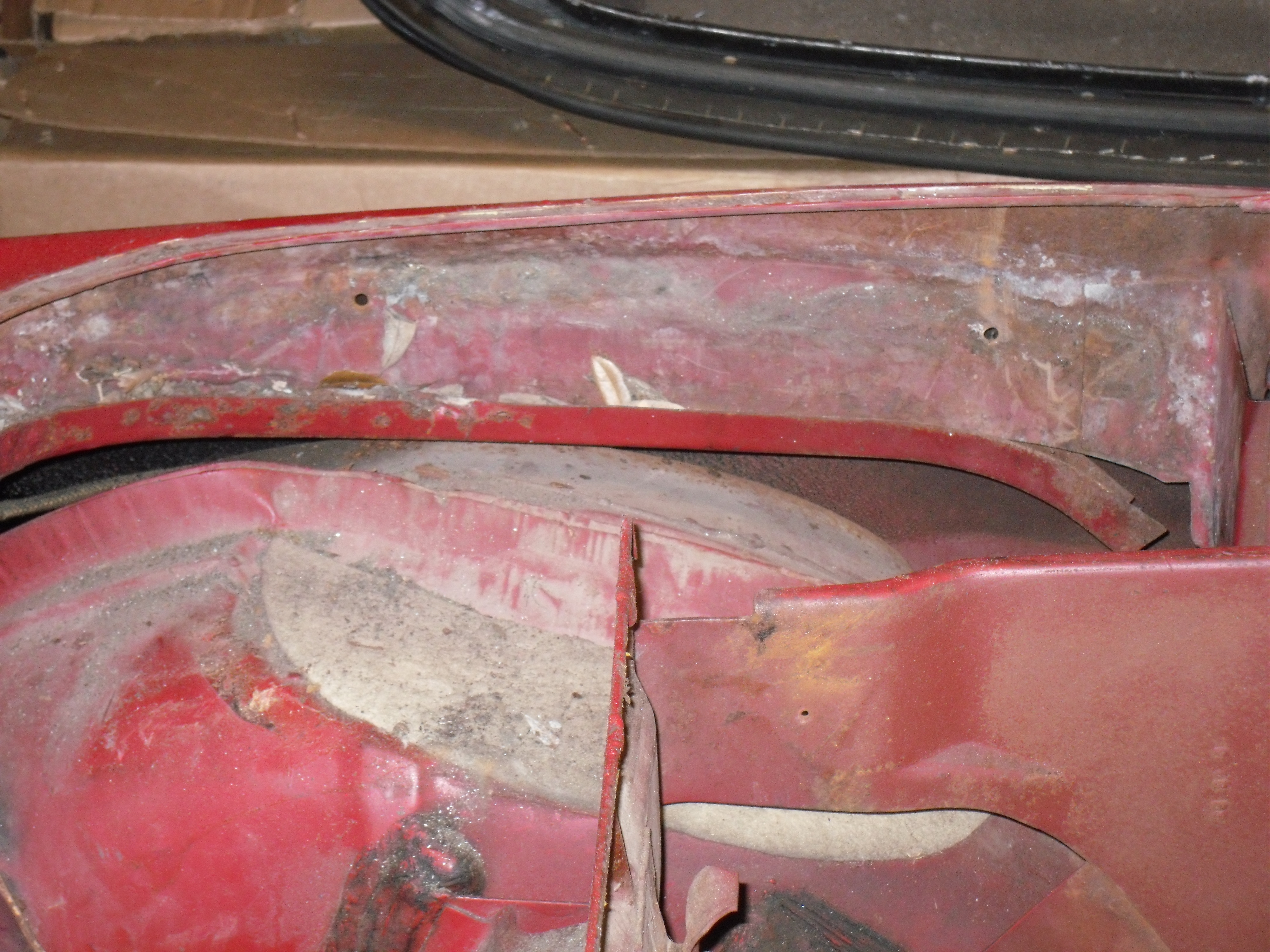 Another hunt421 1967 Ford Mustang post... - 11209685