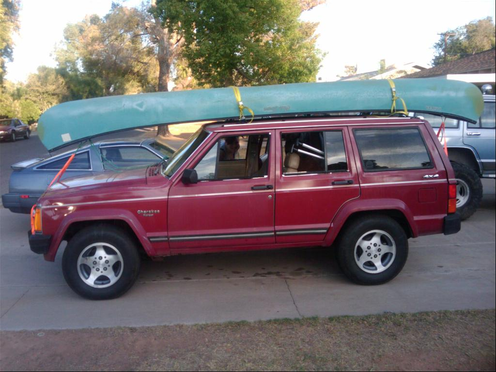 chrslefty 39 s 1990 jeep cherokee limited sport utility 4d in phoenix az. Black Bedroom Furniture Sets. Home Design Ideas