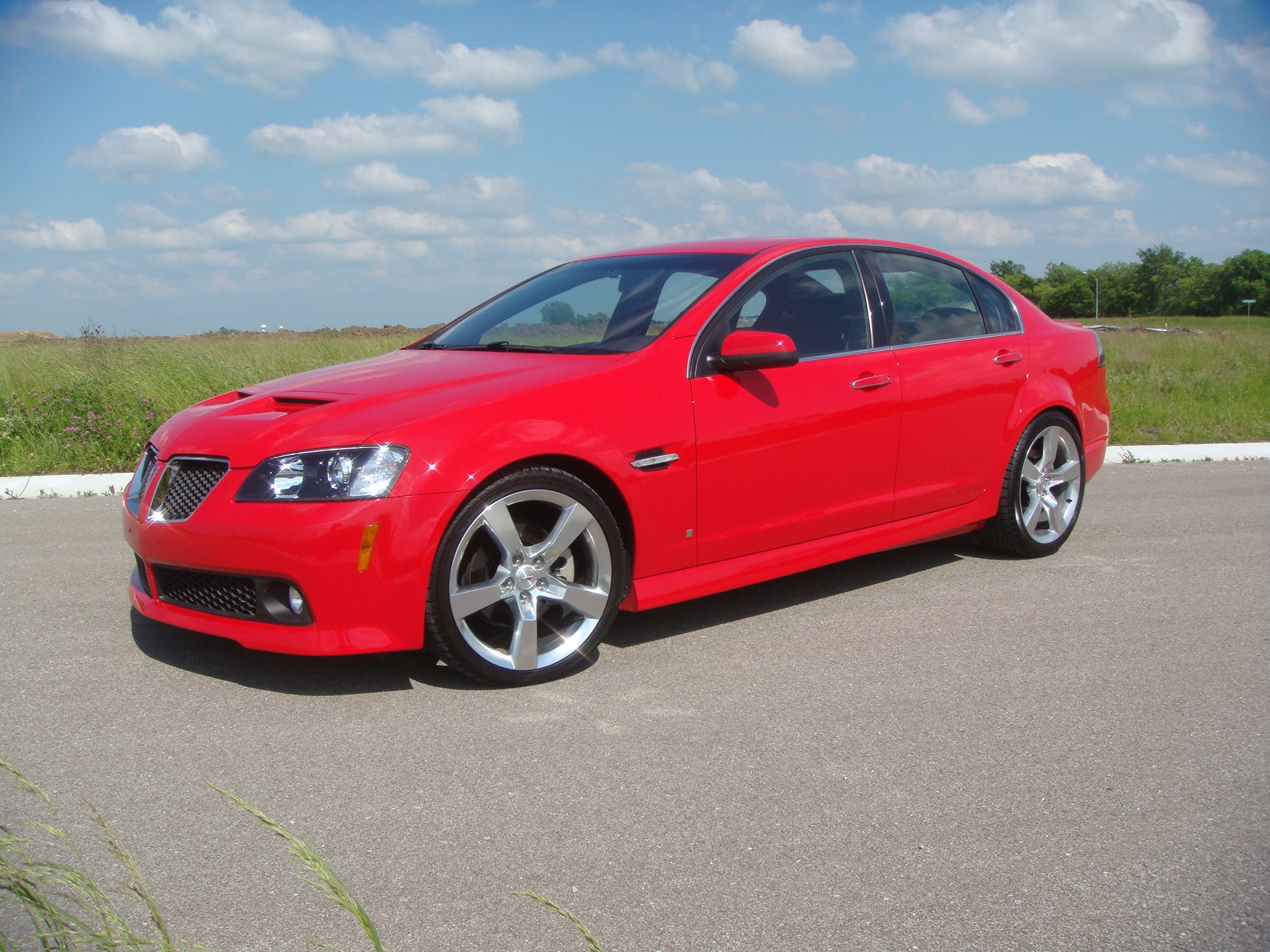 Derek98z 2009 Pontiac G8gt Sedan 4d Specs Photos