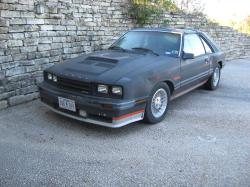 7killacap9s 1984 Mercury Capri