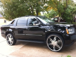 dallastexasavy26s 2007 Chevrolet Avalanche