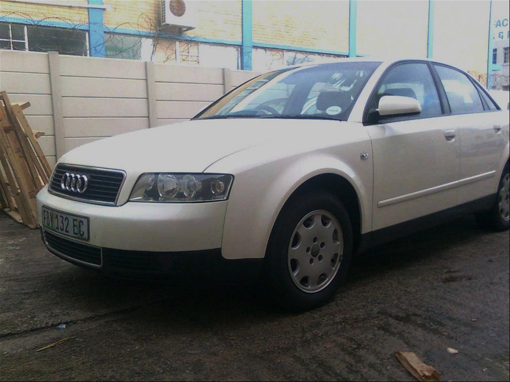 ratel 39 s 2002 audi a4 in port elizabeth. Black Bedroom Furniture Sets. Home Design Ideas