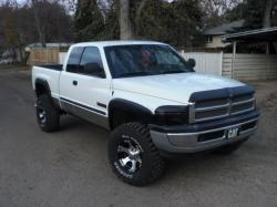 bigstretch 2000 Dodge Ram 2500 Quad Cab