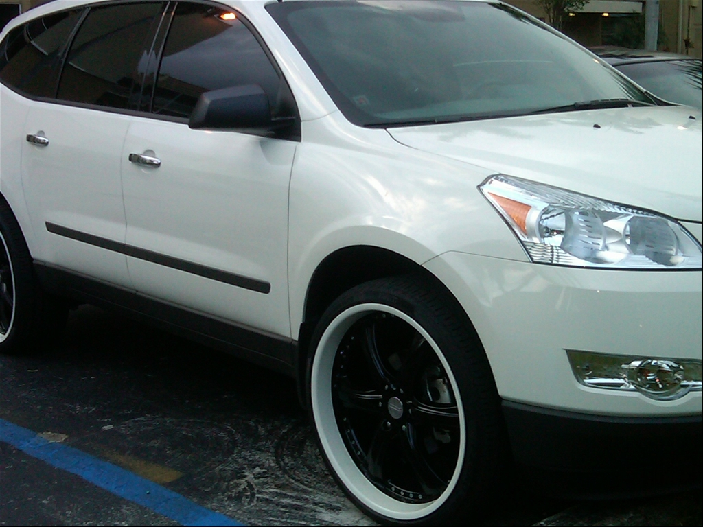 2010 Buick Enclave For Sale >> er411's 2010 Chevrolet Traverse in dade county, FL