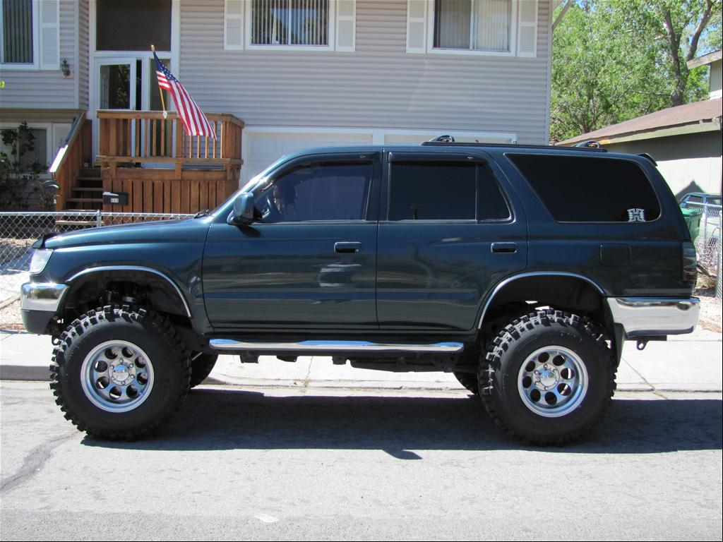 kaliis4runner 39 s 1996 toyota 4runner in sparks nv. Black Bedroom Furniture Sets. Home Design Ideas