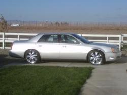heavychevy509s 2001 Cadillac DeVille