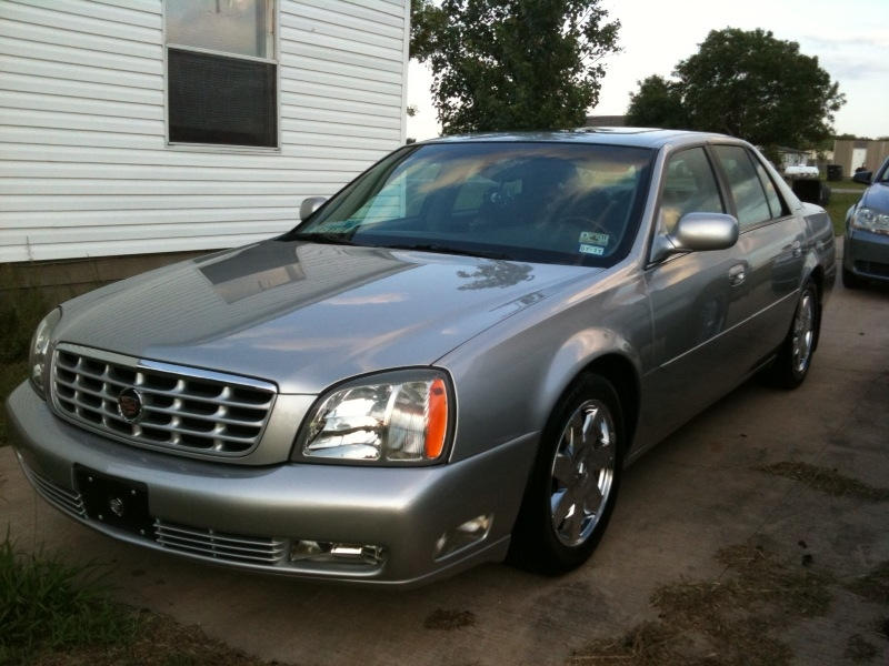 sperez11 39 s 2004 cadillac deville dts sedan 4d in austin tx. Cars Review. Best American Auto & Cars Review