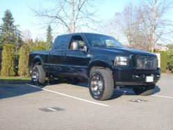 RoughNeckLife 2007 Ford F350 Crew Cab