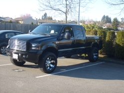 RoughNeckLifes 2007 Ford F-Series Pick-Up