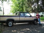 ashesofempires 1991 Dodge Dakota Crew Cab