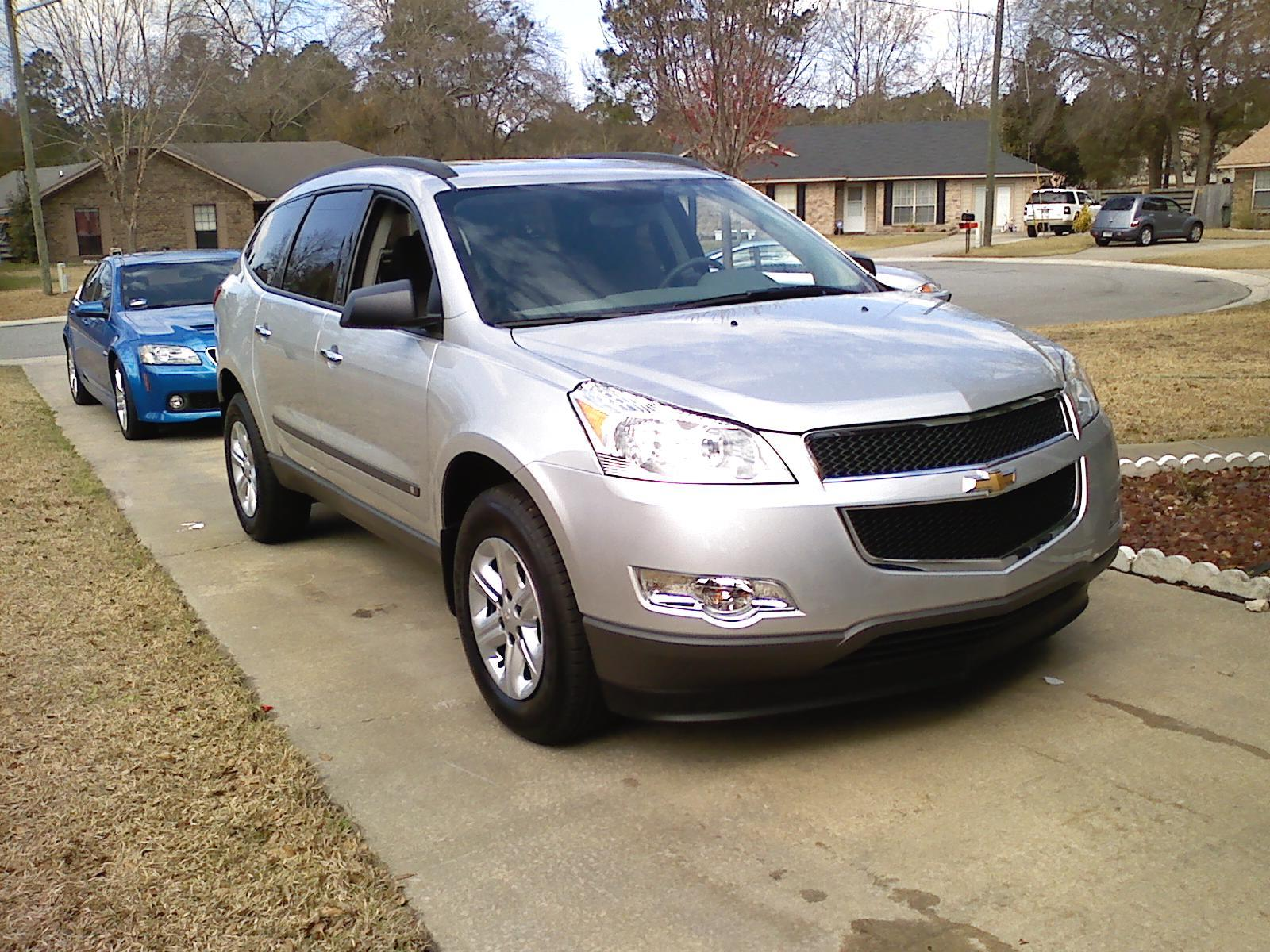 Another molina67 2010 Chevrolet Traverse post... - 14533405