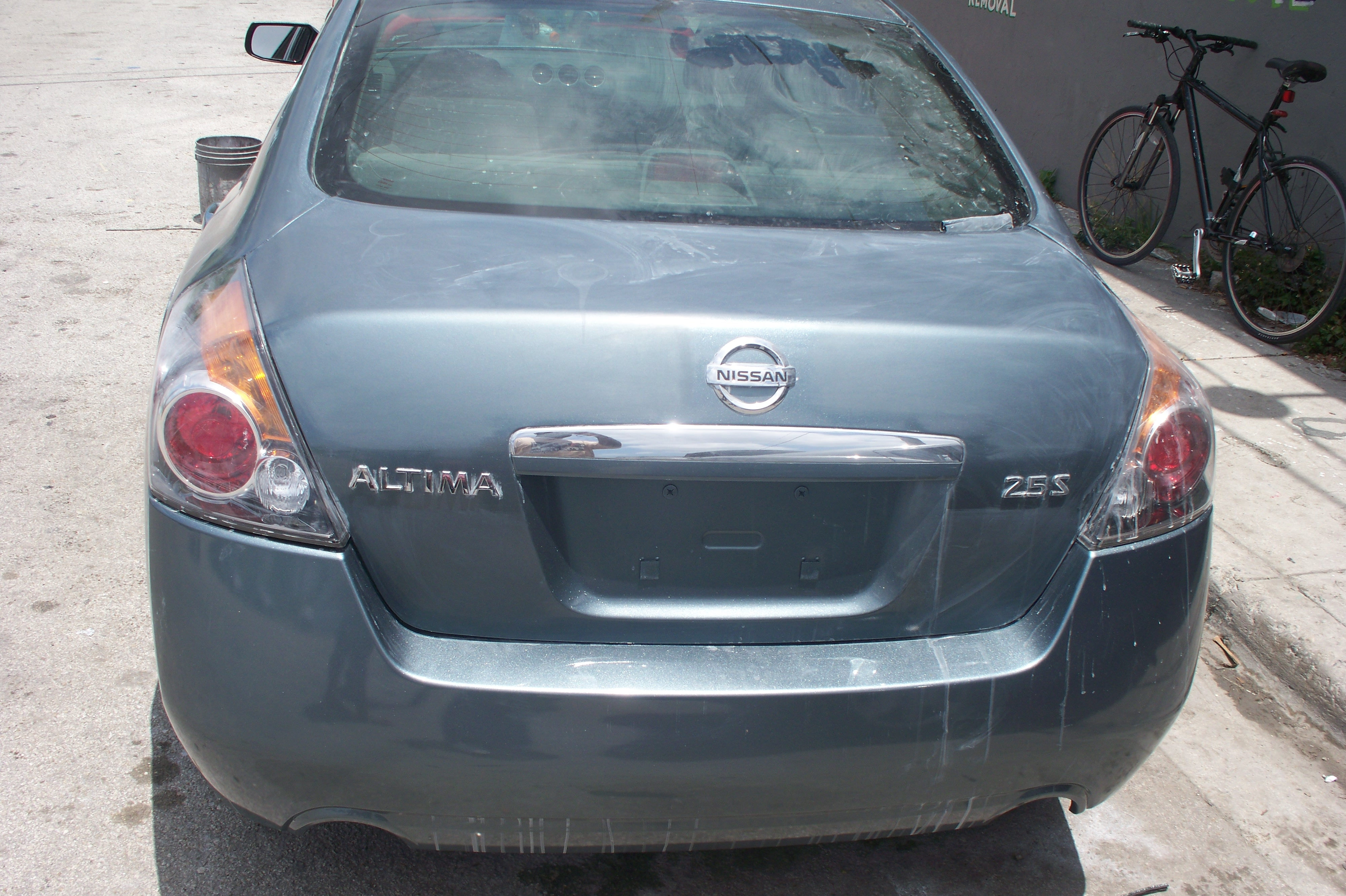Holla1422 2007 Nissan Altima 14533559