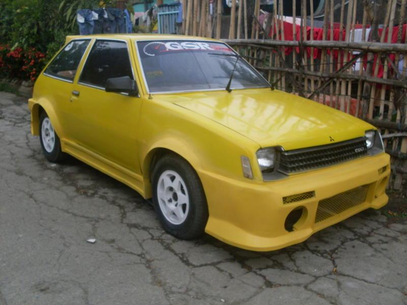 Another sinfulman 1981 Mitsubishi Colt post... - 14533607