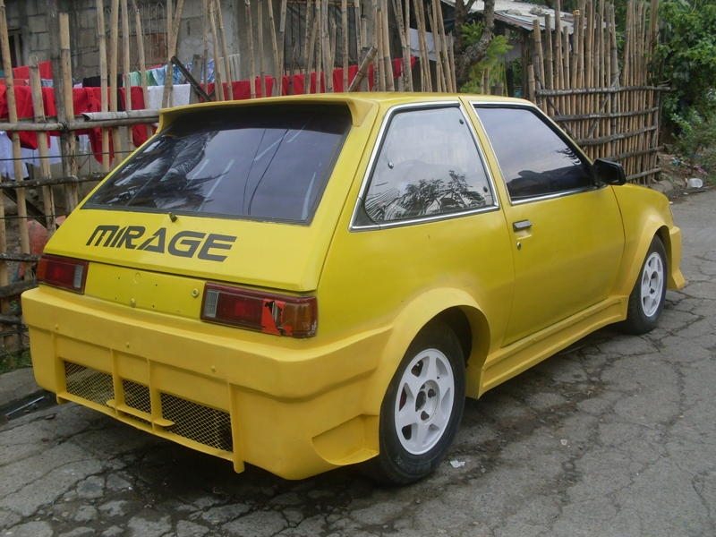 Another sinfulman 1981 Mitsubishi Colt post... - 14533608