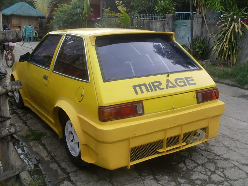 Another sinfulman 1981 Mitsubishi Colt post... - 14533610