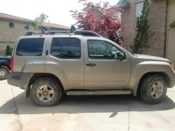 Laxroxtophers 2007 Nissan Xterra