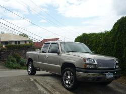 SaleenDrivas 2003 Chevrolet Silverado 1500 Regular Cab