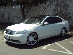 nyshadys 2006 Infiniti M