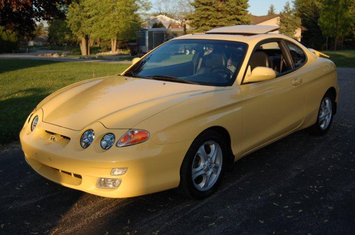 birdyislame 39 s 2001 hyundai tiburon coupe 2d in crown point in. Black Bedroom Furniture Sets. Home Design Ideas
