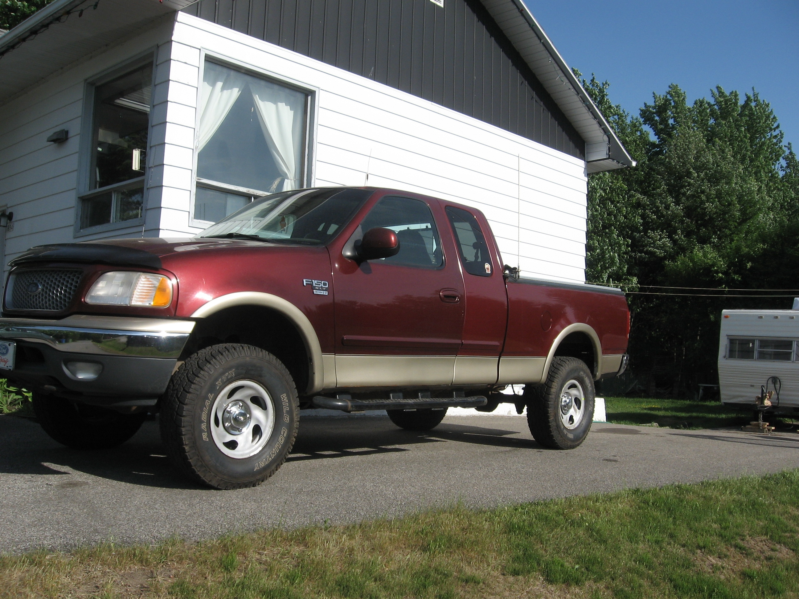 Guillaumef 150 1999 Ford F150 Super Cab Specs Photos Modification Info At Cardomain